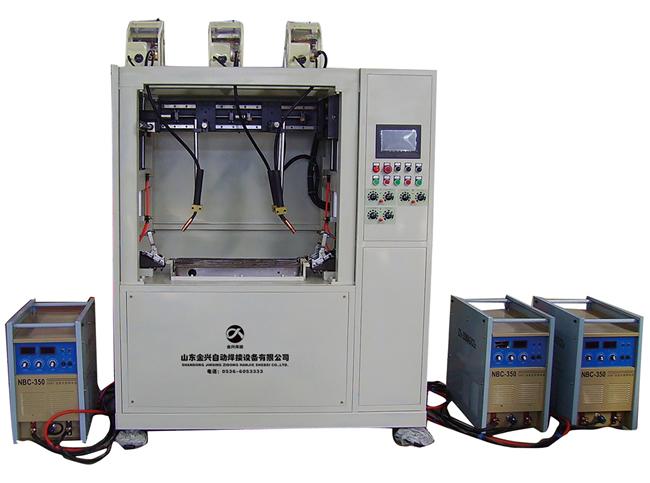 油箱自动焊接专机
