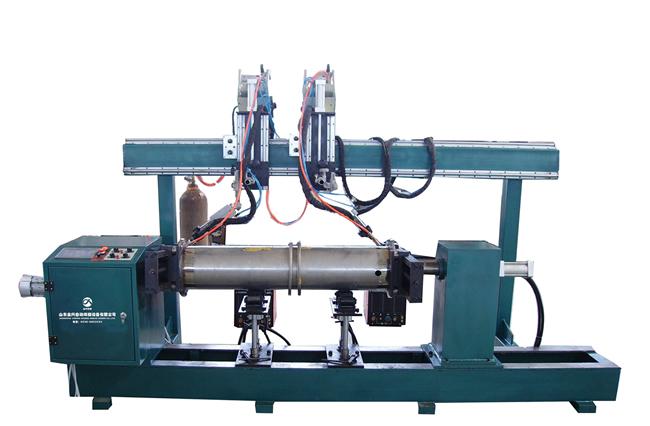 NHW卧式环缝自动焊机
