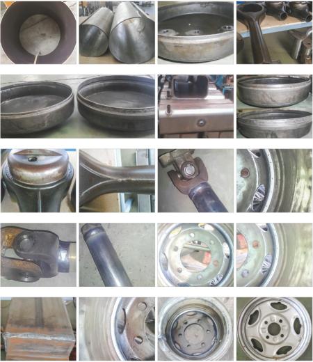 焊接工件展示