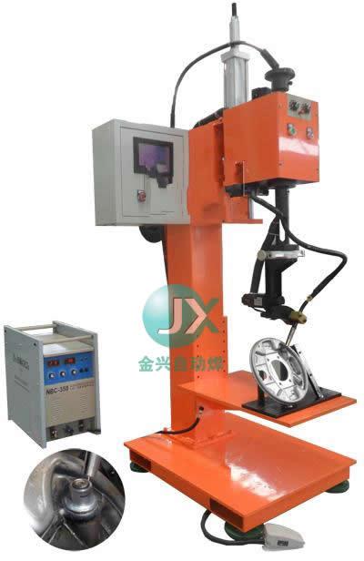 制动器底板自动焊接专机