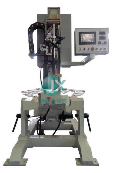 压力筛鼓自动焊接专机